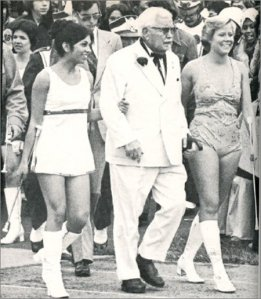 colonel-sanders-with-girls