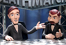 celebrity-deathmatch_JohnnyGomez_NickDiamond