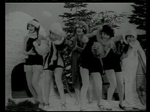 Yukon_Jake_silent_films_BenTurpin_snowbattle