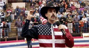 Borat-rodeo
